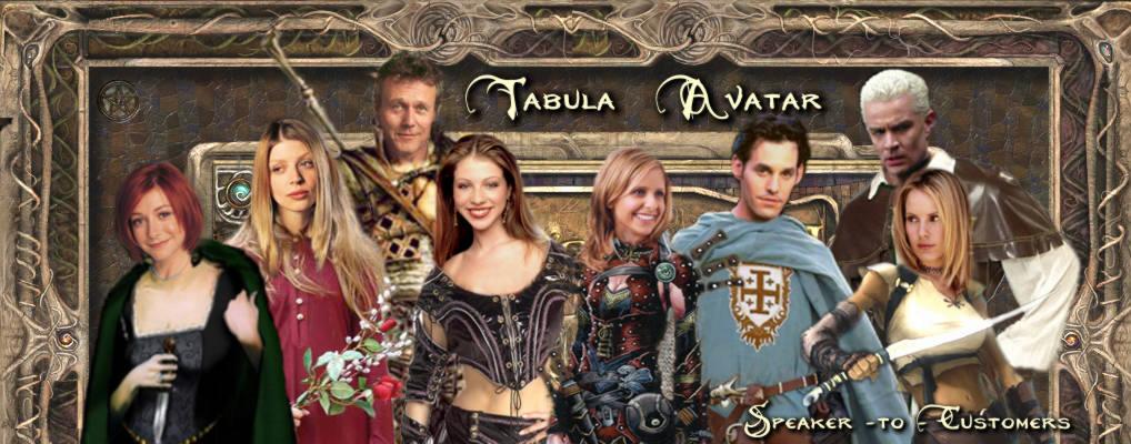 Tabula Avatar banner by Mythic Historian