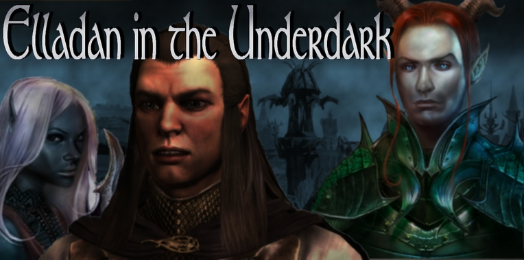Banner based on images from Neverwinter Nights: Hordes of the Underdark and from Lord of the Rings: War in the North