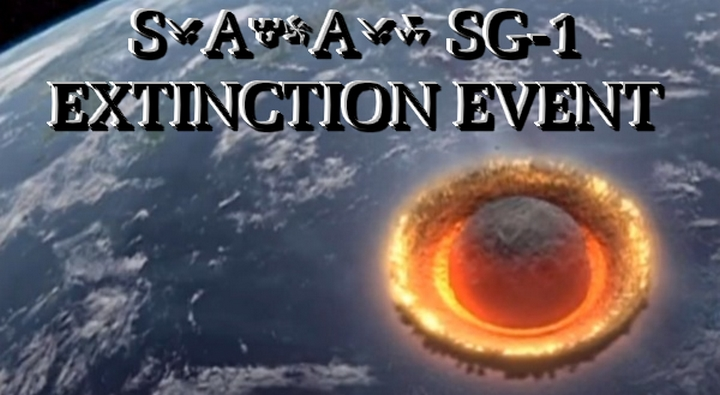 Extinction Event Banner
