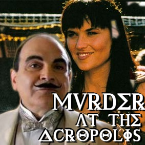 Murder at the Acropolis